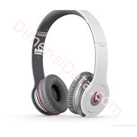 Jual Headset BEATS Solo White [MH-BTS-ON-SOHD-WH-CT]